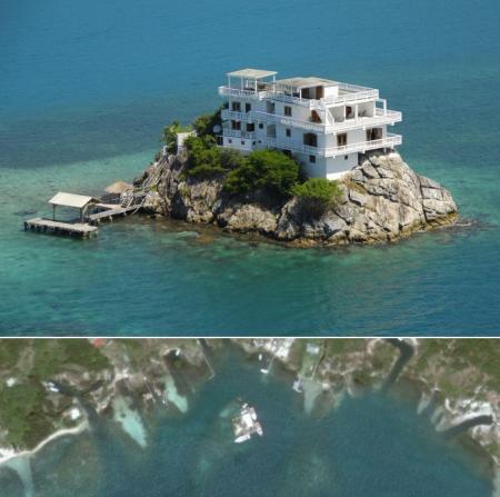 Alquiler de islas privadas para turistas iv groenlandia for Hoteles en islas privadas